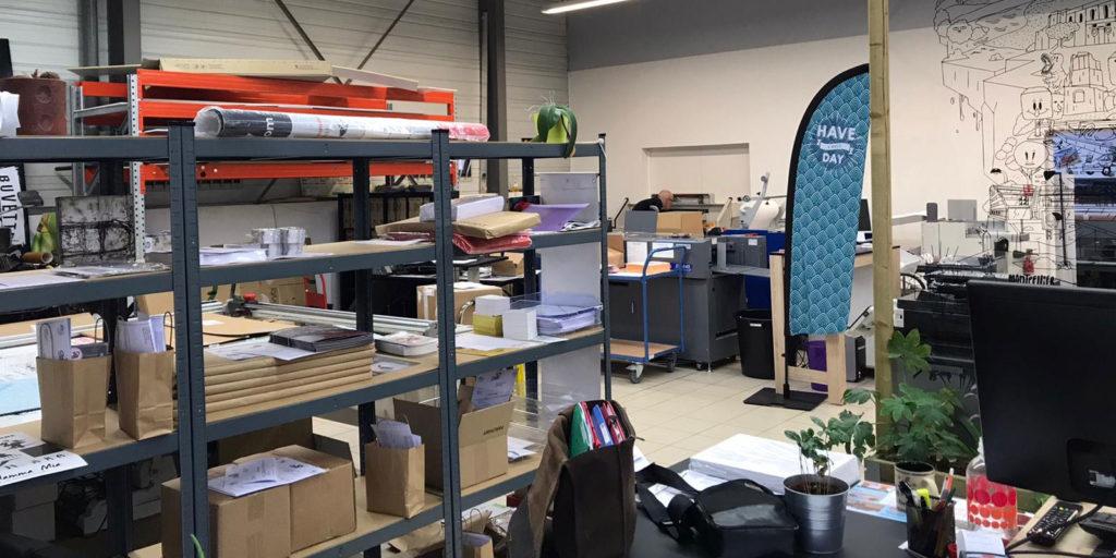 Contact Imprimerie numérique à Nîmes