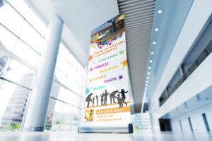 Imprimerie numérique Nîmes Kakémono
