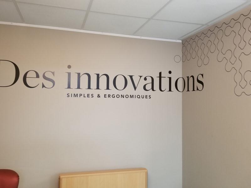 Imprimerie numérique Nîmes décoration décoration murale