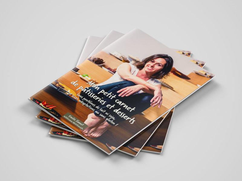 Imprimerie numérique Nîmes Création graphique livre