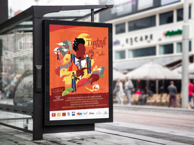 Imprimerie numérique Nîmes affiche