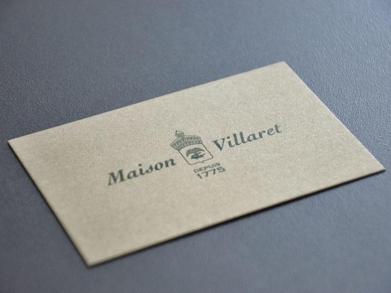 Imprimerie numérique Nîmes Carterie carte de visite