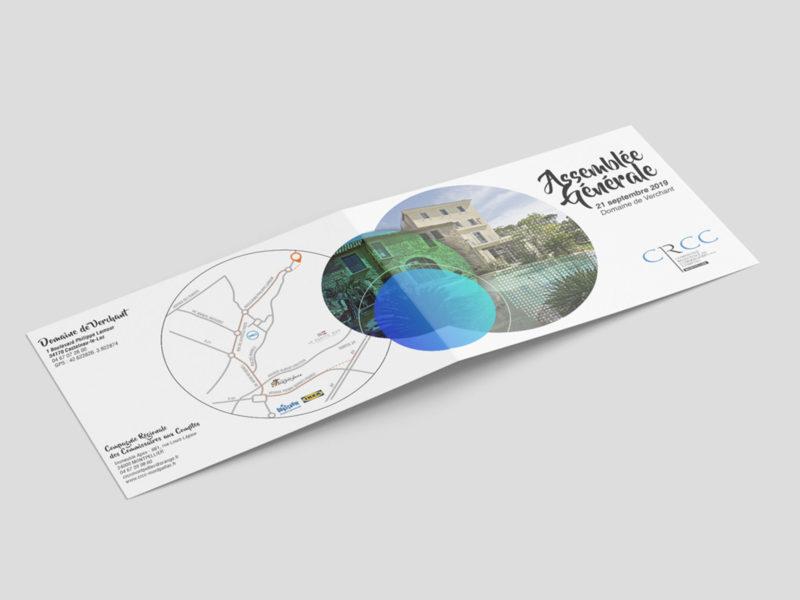 Imprimerie numérique Nîmes Flyer et dépliant