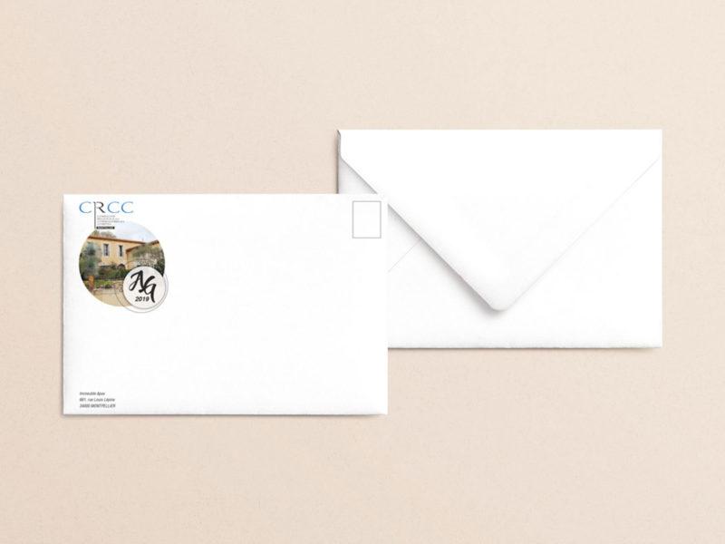 Imprimerie numérique Nîmes enveloppes