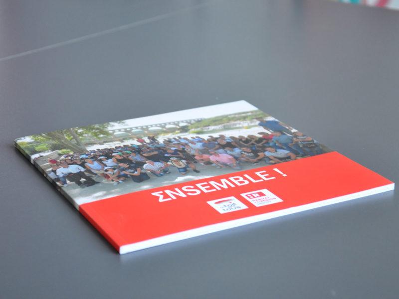 Imprimerie numérique Nîmes brochure et livre