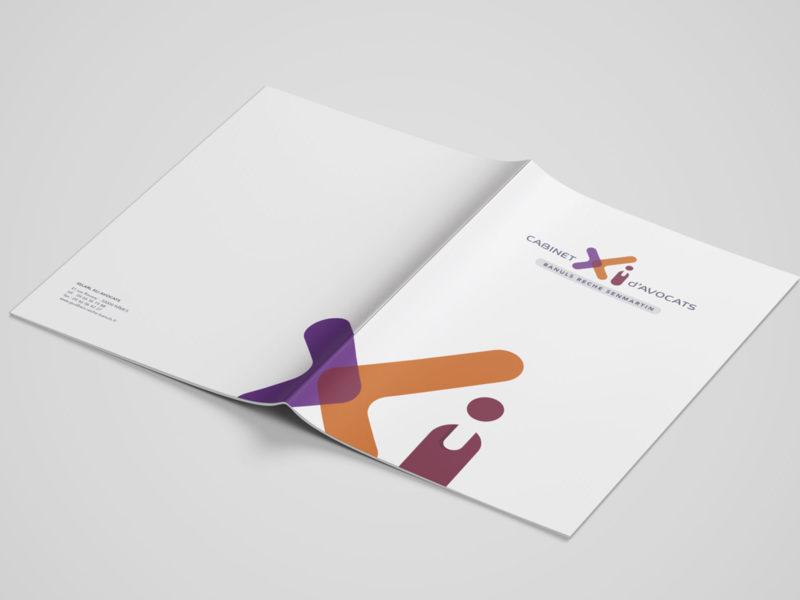 Imprimerie numérique Nîmes Création graphique logo